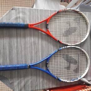 Raket tennis fleet
