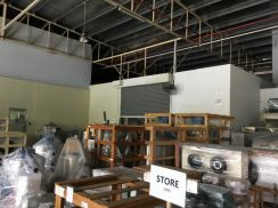 Warehouse/ factory bukit minyak, seberang perai tengah for sale