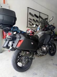 Side box Pannier Kawasaki Versys 1000 37 liter