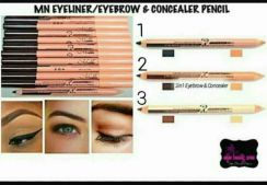 Mn eyebrow 2 in 1 with concealer
