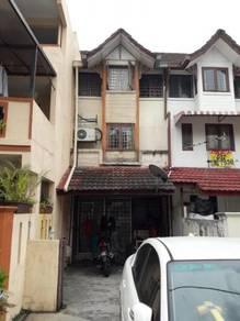 Taman Dato Senu Sentul 3 storey house
