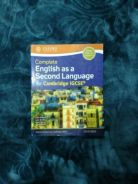 Complete English as a Second Language Textbook.