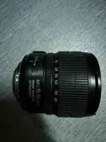EFS 18-85 mm