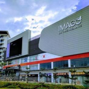 Tour Imago Shopping Mall