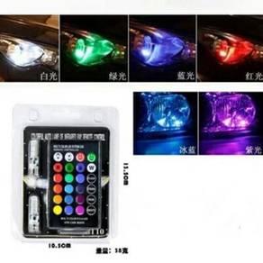 Multicolour auto lamp for all car