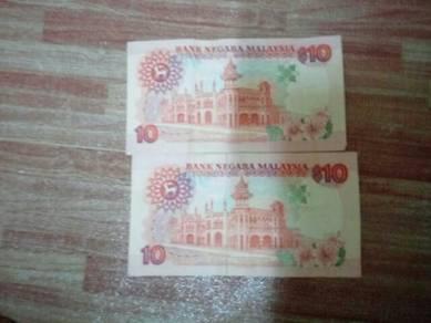 Rm10 ringgit Malaysia rm50 lama