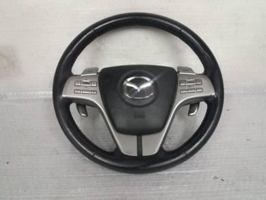 Mazda 6 GH5FS (08) Steering Wheel Ori Japan