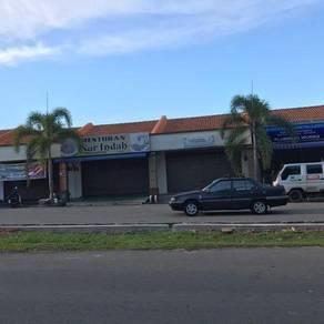 For Rent - Shop Lot Bandar Putra IOI Segamat