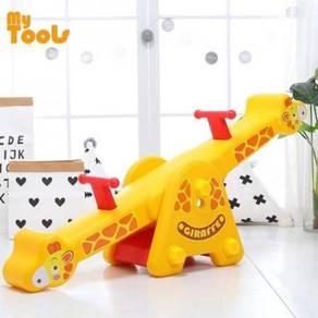 Giraffe seesaw / playground 08