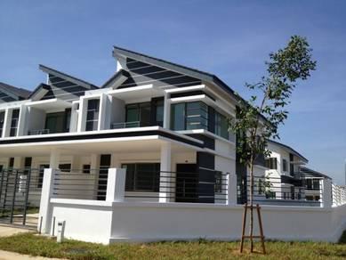 FULL Loan 20x64 Rumah Shah Alam Jalan Kebun 1k blh dpt Teres 2 tingkat