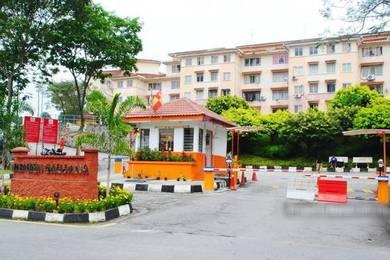 Saujana Apartment, Damansara Damai, Tingkat 3, Renovated
