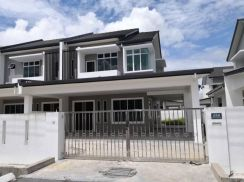 [Last 10units Rebate 18%] Double Storey 22x90Fully Extend With Backyar