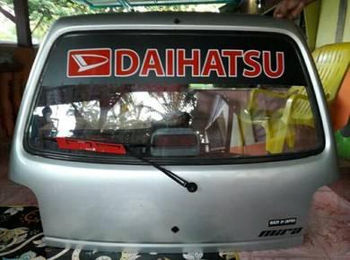 Bonet Perodua Kancil
