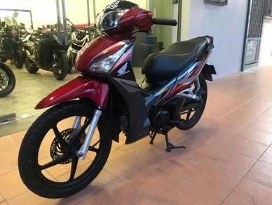 2013 Honda Future 125 Kedai Loan