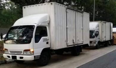 Movers Lori Sewa Pindah Rumah Transport Service A+
