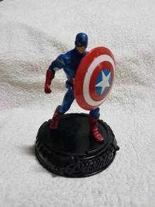 Authentic Marvel Captain America Figurine