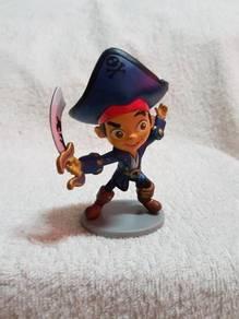 Authentic Disney Captain Jake Figurine