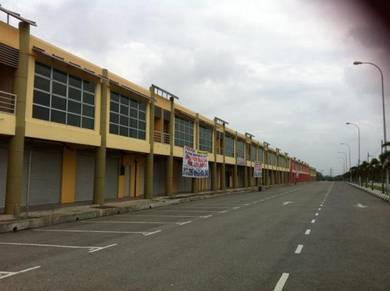 Double Storey Shop For Rent In Garing Utama Rawang