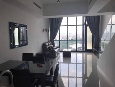 M City Duplex Condo Ampang Hilir KLCC Jalan Ampang Lake View