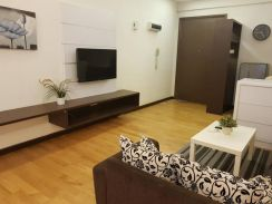 Regalia Residence , Fully Furnished Block B , Close To Mall & LRT