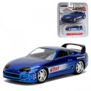 1/64 JDM Tuners - 1995 Toyota Supra blue
