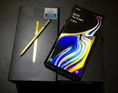 Samsung Galaxy Note 9 4 months old like new