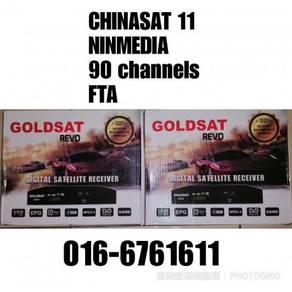Dvb s2 ninmedia 90 channels