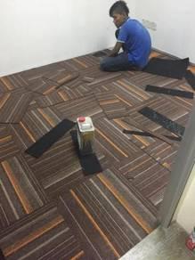 Carpet Karpet tile utk office T03