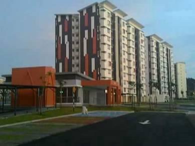 Apartment seri kasturi, setia alam - balcony, 320k