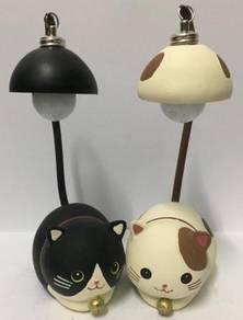 Cute Kitties Table Lamp