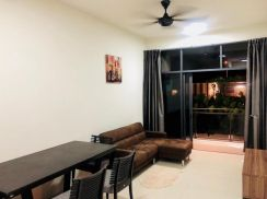RENT | Greenfield Residence | Menggatal | Grd Floor | Partial Furnish