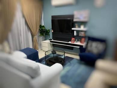 Beautiful 3 Bedroom Fully Furnish Cyberjaya