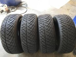 Used 265/60/18 wolverine tyre tire tayar hilux