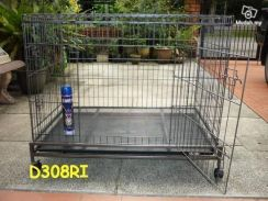 Dog Cages 4 Feet Long With Wheel