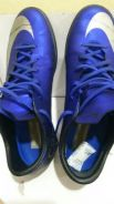 Nike Mercurial Victory CR7 edition futsal shoes