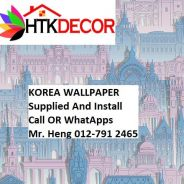 Install Wall paper for Your Office 17QR