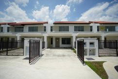 RENOVATED New Double Storey Terrace House Bukit Jalil 7 FOR SALE