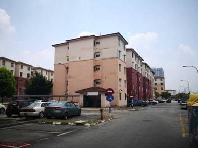 Anggerik Apartment in Taman Puchong Prima, Puchong, Selangor