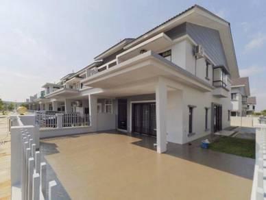 END LOT FACING OPEN EVIRA Warisan Puteri Kota Warisan near Putrajaya