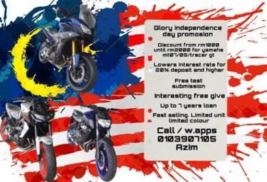 Yamaha mt 09 / mt09 / mt-09 new ready stock