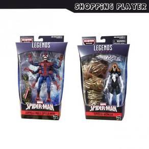 2pcs Doppelganger Spider-Man & Spider-Woman Hasbro