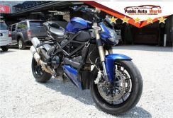 Ducati STREETFIGHTER 848 CARBON SET Yr2012 TIP-TOP