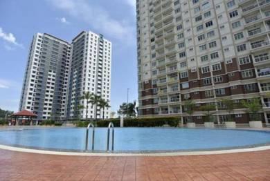 Unipark Condo De Centrum Bangi 1062sqft 100% Full Loan Nice View