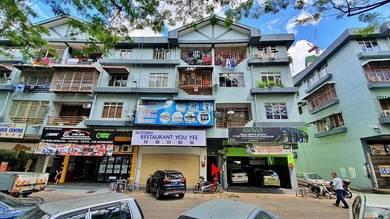 Mezzanine Kuchai Entrepreneurs Park Jln Klang Lama (Non Bumi Can Buy)