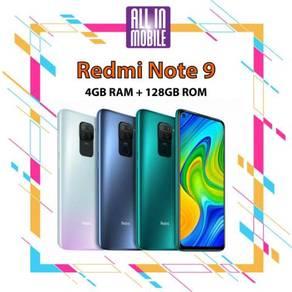 Xiaomi Redmi Note 9 [4GB RAM + 128GB ROM] MY Set