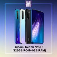 Xiaomi Redmi Note 8 [128GB ROM+4GB RAM] MY Set
