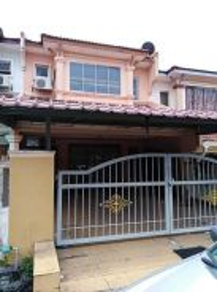 Taman Prima Saujana Kajang - Double Storey Terrace
