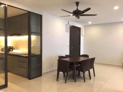 Aspen Residence Jelutong FULLY Furnished Renovated 1270sf 2 Carpark