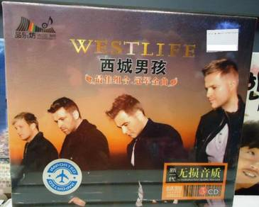 IMPORTED CD Westlife Beautiful Tonight + Greatest