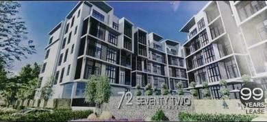 Condominium at 72 Residences